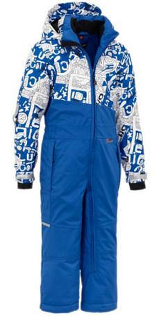 Купить Комбинезон горнолыжный MAIER 2012-13 Janosch New royal синий Детская одежда 785117