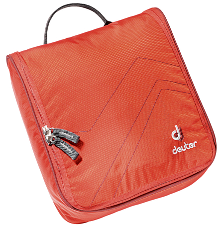 Косметичка Deuter 2015 Accessories Wash Center II papaya-lava