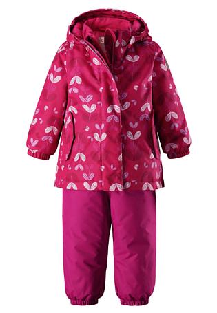 Купить Комплект горнолыжный Reima 2017-18 Reimatec® winter set, Ohra Berry Детская одежда 1351841