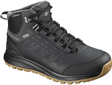 Ботинки SALOMON Kaipo CS WP 2 Black/Phantom/Monument