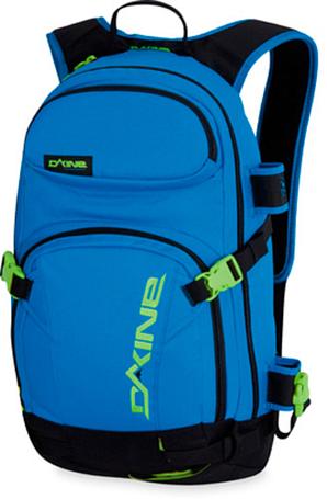 Купить Рюкзак DAKINE 2013-14 SNOW HELI PRO 20L PACIFIC Рюкзаки универсальные 1073751