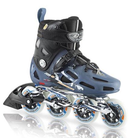 Купить Роликовые коньки Rollerblade 2013 RB 90, Ролики взрослые, 904721