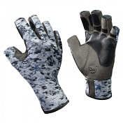 Перчатки рыболовные BUFF Angler Gloves BUFF ANGLER II GLOVES BUFF FISH CAMO M/L