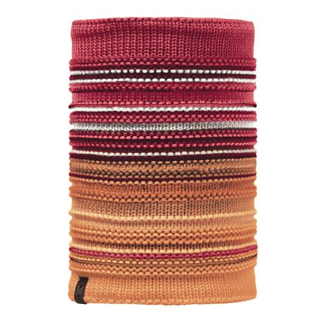 Купить Шарф BUFF KNITTED & POLAR NECKWARMER NEPER RED SAMBA-SAMBA-Standard/OD Банданы и шарфы Buff ® 1343698
