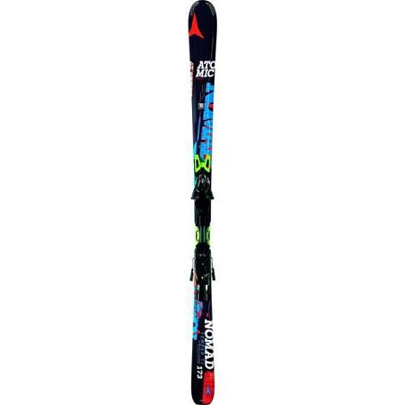 Купить Горные лыжи с креплениями ATOMIC 2013-14 TEMPER TI ARC bl/blue + XTO 14 902789