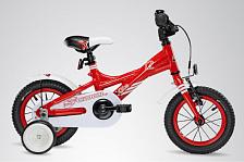 Велосипед Scool Xxlite 12, 1Ск. 2016 Red / Красный