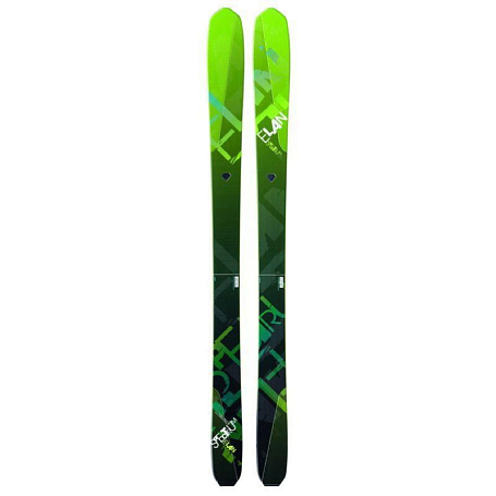 Горные лыжи Elan 2014-15 BIG MOUNTAIN SERIES SPECTRUM 105 ALU