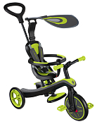 Беговел Globber Trike Explorer 4 in 1 2021 зеленый