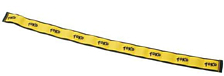 Ремень-бандаж TOKO для лыж Skiholder Belt (для фиксации 8 пар беговых лыж)