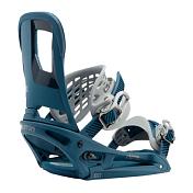 Сноуборд Крепления Burton 2016-17 Cartel Est Blue Steel