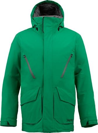 Купить Куртка сноубордическая BURTON 2013-14 MB BREACH JK TURF/MONOXIDE, Одежда сноубордическая, 1021677