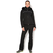 Костюм Горнолыжный Ea7 Emporio Armani 2013-14 Mountain Performans Higt Tech Skier High Tech Skier Set Jkt/vest/pant W Черный