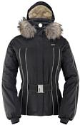 Куртка горнолыжная Killy 2013-14 CYBELE W JKT BLACK NIGHT (чёрный)