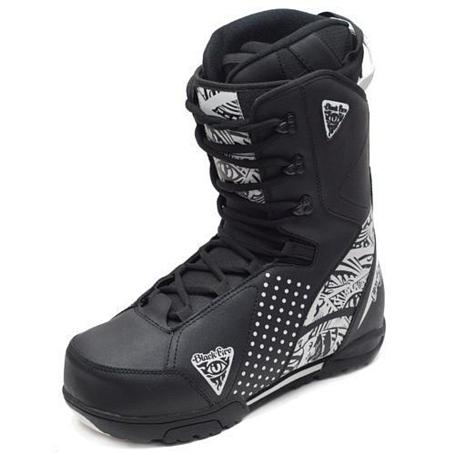 Купить Ботинки для сноуборда Black Fire 2013-14 B&W black 917791