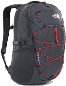 Рюкзак The North Face 2020-21 Himalayan Bottle Source Borealis Asphalt Grey/Flare