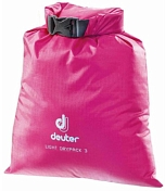 Гермомешок Deuter 2021 Light Drypack 3 Magenta