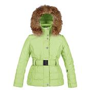 Куртка горнолыжная Poivre Blanc 2015-16 W15-1000-JRGL/B lime green