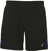 Шорты беговые Asics 2019 Icon Short Performance Black/Illusion Blue