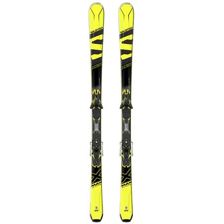 Купить Горные лыжи с креплениями SALOMON 2017-18 M X-MAX X10 + XT12 C 1358571