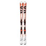 Горные Лыжи с Креплениями Salomon 2016-17 Ski Set E X-max X6 + E Lithium 10 L