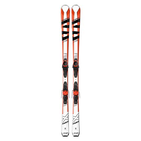 Купить Горные лыжи с креплениями SALOMON 2016-17 SKI SET E X-MAX X6 + Lithium 10 L 1272982