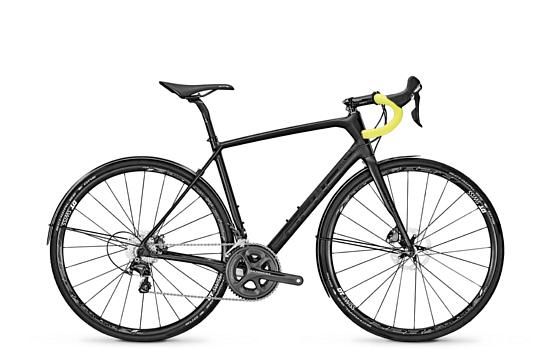 Купить Велосипед FOCUS PARALANE DONNA ULTEGRA 2017 CARBON/BLACK MATT Шоссейные 1318729
