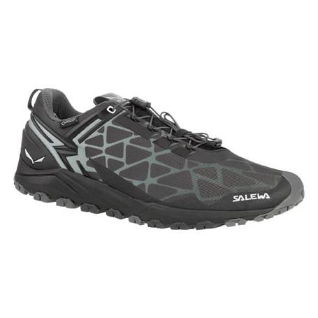 Купить Треккинговые кроссовки Salewa 2017 MS MULTI TRACK GTX Black/Silver Треккинговая обувь 1330043