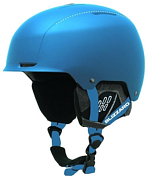 Зимний Шлем BLIZZARD Guide ski helmet, bright blue matt/white matt