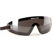 ВизорБеговые визоры<br>Отличные лыжные беговые очки-козырек с фотохромной зеркальной линзой с зеркальным покрытием. Подойдут для любой погоды - от облачной до солнечной.Материал оправы: пластик<br>Цвет оправы/линз: дымчатый/черный<br><br><br>RW - зеркальная обработка линзы, уменьшает количество отражаемого с поверхностей света и увеличивает фильтрующую способность линзы. Как следствие - усиленная защита при ярком свете.<br><br>Пол: Унисекс<br>Возраст: Взрослый