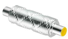 Ролик для структуры TOKO Structurite Roller (ролик для нанесения структуры , желтый)