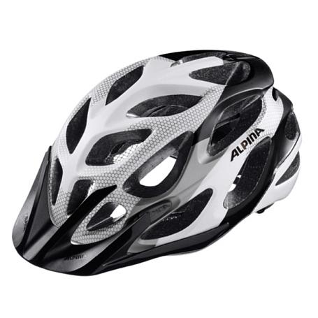 Купить Летний шлем Alpina 2016 MTB Mythos 2.0 LE black-white Шлемы велосипедные 1254710