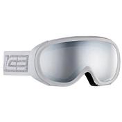 Очки горнолыжныеОчки горнолыжные<br>Компактная маска, совместимая с очками<br> <br> -Вентиляционные каналы закрыты мембраной, предотвращающей попадание снега&amp;nbsp;<br> -Зеркальные линзы, зеркальное покрытие на внешней линзе&amp;nbsp;<br> -Сферические термоформованные линзы с увеличенным полем зрения и тотальной защитой от ультрафиолета всех трёх диапазонов.<br> -Двойной слой бархата на внутренней поверхности маски придаёт амортизационные свойства и увеличивает комфорт.&amp;nbsp;<br> -Подвижное крепления стрепа для максимальной совместимости с любыми шлемами<br> -Линзы полностью блокируют УФ(до 400 Нм), антифог<br> <br> <br><br>Пол: Унисекс<br>Возраст: Взрослый