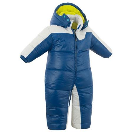 Купить Комбинезон горнолыжный Salewa Kids BAY DWN BABY OVERALL seablue Детская одежда 833060