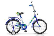 ВелосипедДо 6 лет (колеса 12-18)<br>Детский велосипед Stels Flash 14 2016. Модель оборудована стальной рамой. Установлены жесткая вилка , ножные тормоза, а также начальное оборудование. Stels Flash 14 2016.<br><br>Рама и амортизаторы<br><br>Рама: сталь<br><br>Цепная передача<br><br>Количество скоростей: 1<br><br>Колеса<br><br>Обода: Сталь<br><br>Компоненты<br><br>Передний тормоз: Задний ножной<br>Задний тормоз: Задний ножной<br>Производство: Разработка: Россия. Производство: КНР &amp;#40;Тайвань&amp;#41;.