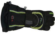 Перчатки Горные Glance X-plosion (Black/green) Черный/серый