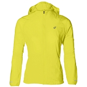 Куртка беговая Asics 2019 Packable Jacket Lemon spark