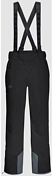 Брюки горнолыжные Jack Wolfskin 2018-19 EXOLIGHT PANTS MEN black