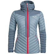Куртка для активного отдыха Salewa 2018-19 ORTLES LIGHT 2 DWN W HOOD JKT flint stone/0340
