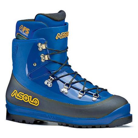 Купить Ботинки для альпинизма Asolo Alpine AFS Evoluzione Royal / Royal, Альпинистская обувь, 899138