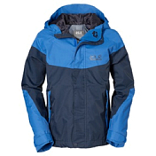 Куртка для активного отдыха Jack Wolfskin 2015 Emerald II Texapore Jkt B night blue