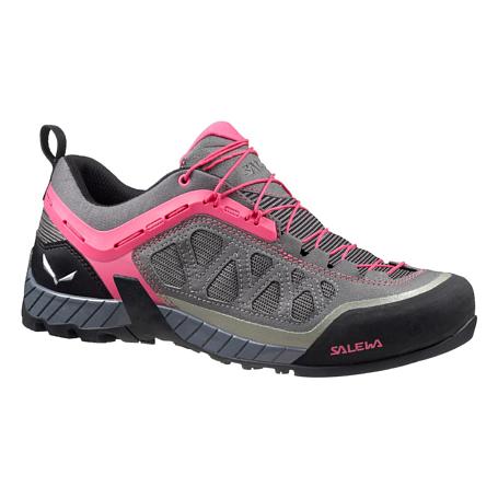 Купить Ботинки для треккинга (низкие) Salewa 2017 WS FIRETAIL 3 Pewter/Pinky, Треккинговая обувь, 1240777