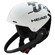Зимний Шлем HEAD 2018-19 Team SL Rebels + Chinguard white/black