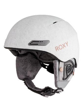 Купить Зимний Шлем ROXY 2016-17 LOVE IS ALL J HLMT SLA0 MID HEATHER GREY Шлемы для горных лыж/сноубордов 1309381