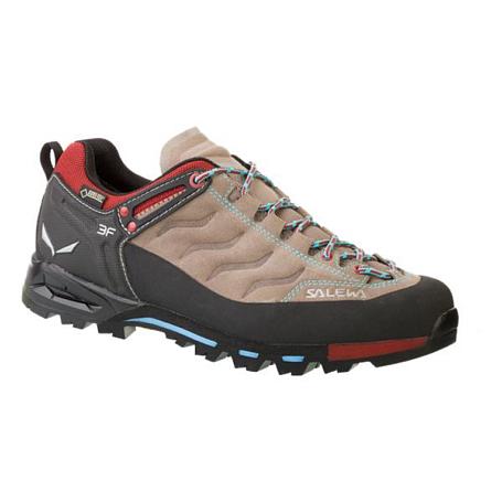 Купить Ботинки для альпинизма Salewa 2017 WS MTN TRAINER GTX Funghi/Indio Треккинговая обувь 1330013