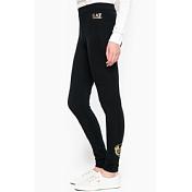 Брюки Для Активного Отдыха Ea7 Emporio Armani 2016 Woman's Knit Pants Nero