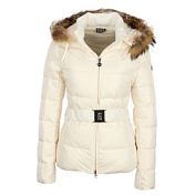 Куртка Горнолыжная Ea7 Emporio Armani 2014-15 Mountain Puffy Jkts W Down Jacket 6 281391/4A381 Latte