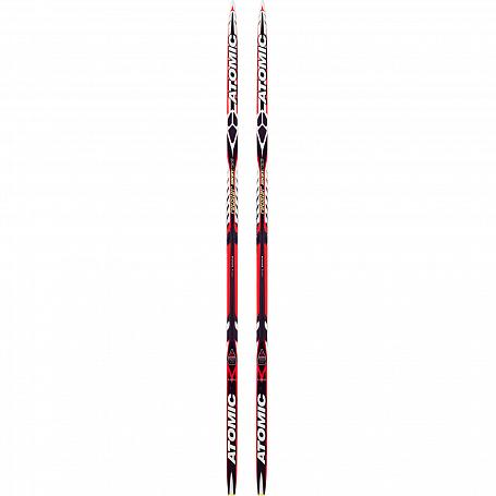 Купить Беговые лыжи ATOMIC REDSTER SKINTEC HARD RED/WH/BK 1187407