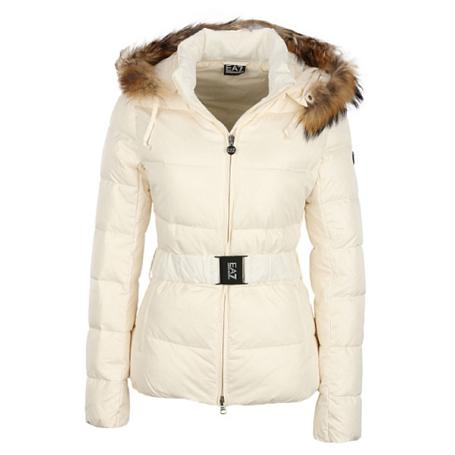 Купить Куртка горнолыжная EA7 Emporio Armani 2014-15 MOUNTAIN PUFFY JKTS W DOWN JACKET 6 281391/4A381 LATTE Одежда 1143746