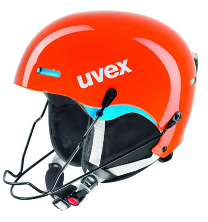Шлем UVEX HLMT 5 Race Orange/Blue