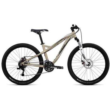 Велосипед SPECIALIZED Myka HT Sport Disc Gold/Wht/Blk